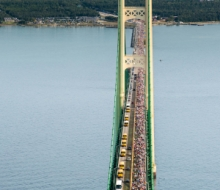 2012 Mackinac Bridge Walk