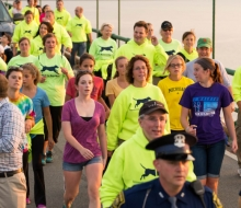 2012 Mackinac Bridge Walk