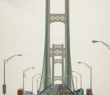 2014 Mackinac Bridge Walk