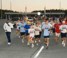 2007 Mackinac Bridge Walk/Run