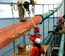 Cable Inspection - May 13, 2002