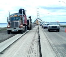 Causeway Resurfacing - June 15, 2000