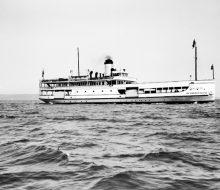 The Straits of Mackinac - 1928