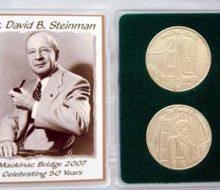 Dr. David B. Steinman -Mackinac Bridge 50th Anniversary 2007