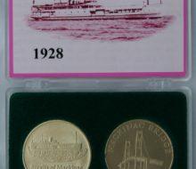 Straits of Mackinac 1928