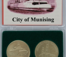 City of Munising 1938