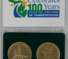 MDOT 100 years 2005