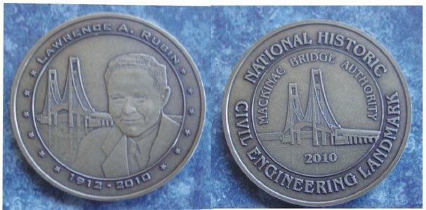 Civil Engineer Medallion
