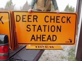 Mackinac Bridge Deer Check Station | Mackinac Bridge Authority
